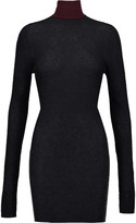 Marni Ribbed-knit turtleneck sweater