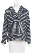 Rachel Zoe Textured Pullover Sweater