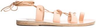 Ancient Greek Sandals Alcyone flat sandals