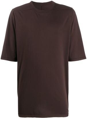 Rick Owens oversized short-sleeve T-shirt