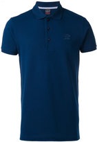 Paul & Shark logo polo shirt - men - Cotton - S