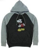 Disney Mickey Mouse Raglan Graphic Men's Hoodie