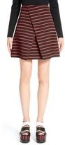 Proenza Schouler Women's Stripe Jacquard Skirt