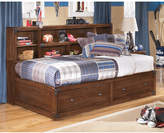 Signature Design by Ashley DELBURNE TWIN STORAGE BED