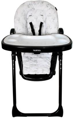 "Nicole ""Snooki"" Polizzi MAWMA Marble Premium Highchair"