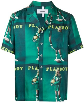 Soulland Orson Playboy shirt