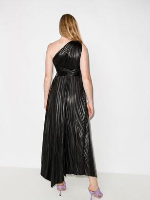 Maria Lucia Hohan Kyndall one-shoulder long dress