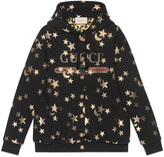 Gucci Sweatshirt with stars and moon print