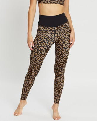 Beach Riot Leopard Leggings