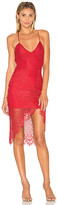 Lovers + Friends x REVOLVE Skylight Dress in Red. - size L (also in M,S,XL)