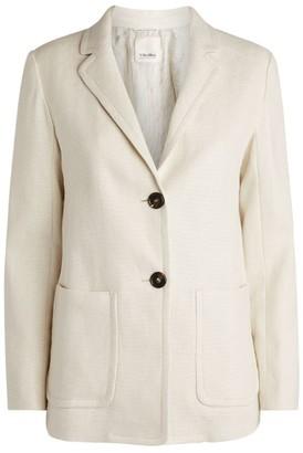Max Mara Teramo Front Pocket Jacket