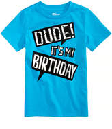 Epic Threads Birthday Graphic-Print T-Shirt, Toddler Boys, Created for Macy's