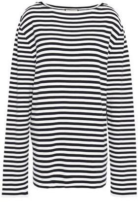 Gucci Striped Ribbed Cotton Sweater