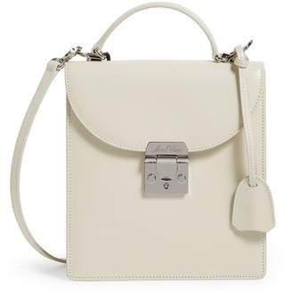 Mark Cross Leather Uptown Cross Body Bag