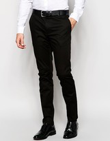 HUGO BOSS HUGO By Trousers In Cotton Slim Fit