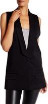 Thomas Wylde Shawl Collar Vest