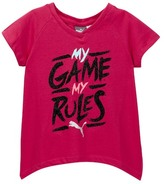 Puma My Game My Rules Sharbite Tee (Little Girls)