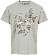 Stone Island T-Shirt 67152NS84-V0097 Beige
