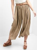 Gap Pleated wide-leg pants