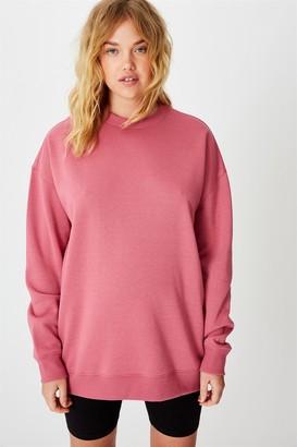 Factorie Oversized Crew Neck Sweater