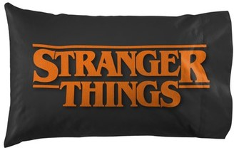 "Stranger Things ""Hawkins 85"" 1 Pack Reversible Pillowcase"