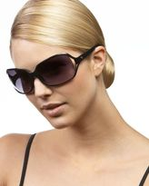 Large Vented Plastic Sunglasses