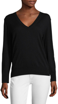 RED Valentino Women's Cashmere Dropped Shoulder Sweater