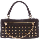 Thomas Wylde Stud Embellished Handle Bag