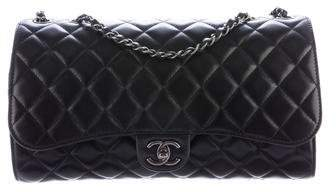 Chanel Drawstring Flap Shoulder Bag