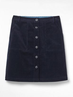 White Stuff Manhattan Cord Skirt