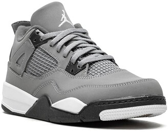 Nike Kids Jordan 4 Retro cool grey