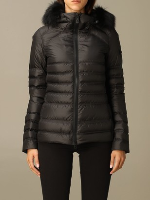 Peuterey Jacket Bell Down Jacket In Quilted Nylon