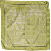 Ermenegildo Zegna Silk Pocket Square