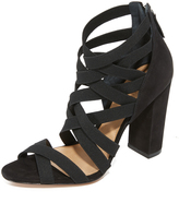 Schutz Stanly Strappy Sandals