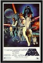 Art.com Star Wars Episode IV New Hope Framed Wall Art
