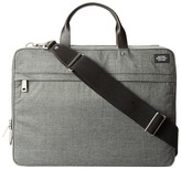 Jack Spade Tech Oxford Slim Brief Briefcase Bags