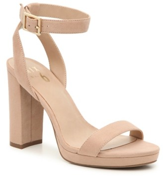Mix No. 6 Trima Platform Sandal