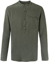 OSKLEN long sleeves top - men - Lyocell - M