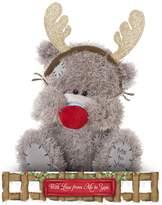 Me To You Reindeer Plush - Christmas