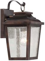 The Great outdoors by Minka Lavery Irvington Manor 1-Light Chelsea Bronze Outdoor Wall Mount