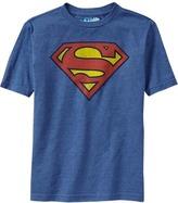 Old Navy Boys DC Comics Superman Tees