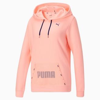 Puma Logo Women's Training Hoodie