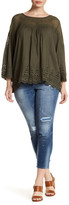 Jessica Simpson Mika Slouch Fit Jean