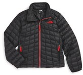 The North Face Boy's 'Thermoball(TM)' Primaloft Packable Jacket