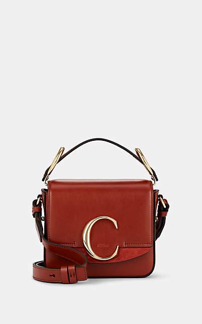 Chloé Women's Mini Leather Satchel - Brown