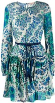 Twin-Set Twin Set paisley print dress