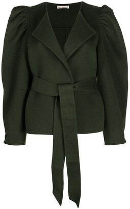 Ulla Johnson Maxine belted wool jacket