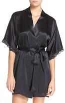 Women's Christine Lingerie Silk Robe