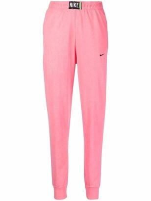 Nike Logo-Patch Track Pants