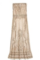 Calypso St. Barth Anezka Hand Embelished Gown